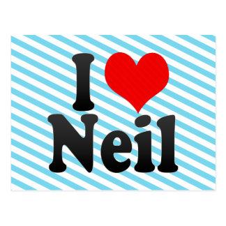 Amo a Neil Postal