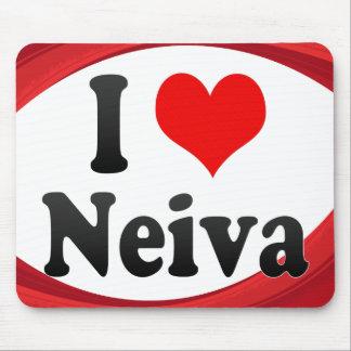 Amo a Neiva, Colombia Tapete De Ratones