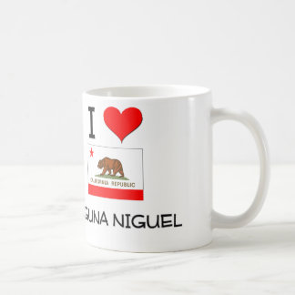 Amo a NIGUEL California de LAGUNA Taza