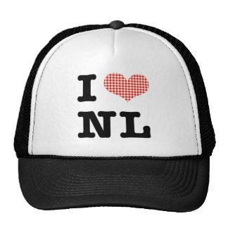 Amo a NL Gorras De Camionero