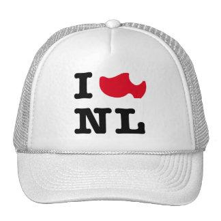 Amo a NL, yo amo Holanda Gorras