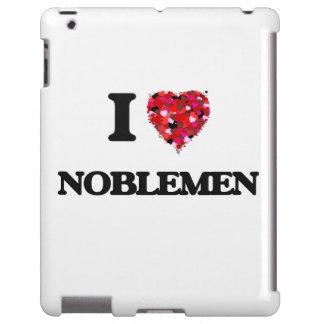Amo a nobles funda para iPad