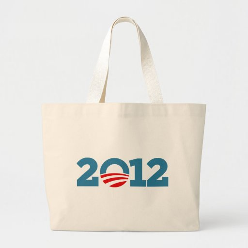 Amo a Obama 2012 Bolsa De Mano
