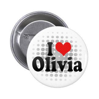 Amo a Olivia Pin