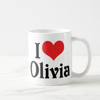 Amo a Olivia Taza
