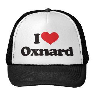 Amo a Oxnard Gorros
