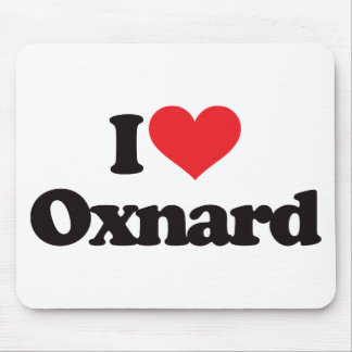 Amo a Oxnard Mouse Pad