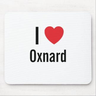 Amo a Oxnard Alfombrilla De Ratones