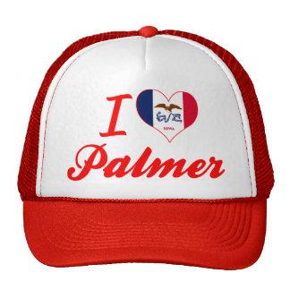 Amo a Palmer, Iowa Gorra