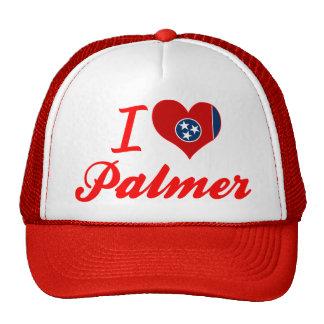 Amo a Palmer, Tennessee Gorros Bordados
