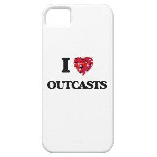 Amo a parias iPhone 5 carcasa