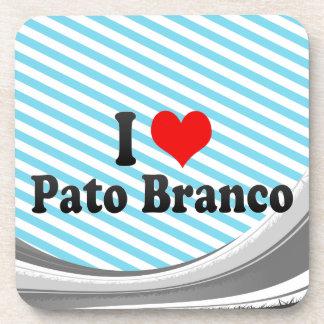 Amo a Pato Branco, el Brasil Posavaso