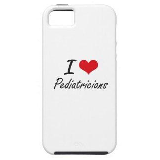 Amo a pediatras funda para iPhone 5 tough
