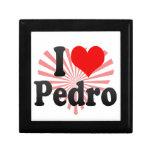 Amo a Pedro Cajas De Joyas