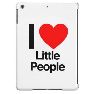 amo a pequeña gente funda para iPad air
