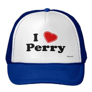 Amo a Perry Gorro De Camionero