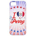 Amo a Perry, Iowa iPhone 5 Fundas