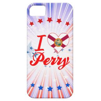 Amo a Perry la Florida iPhone 5 Carcasas