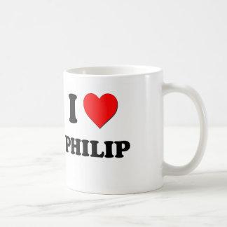 Amo a Philip Taza De Café
