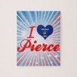 Amo a Pierce, Wisconsin Rompecabezas