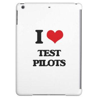 Amo a pilotos de prueba