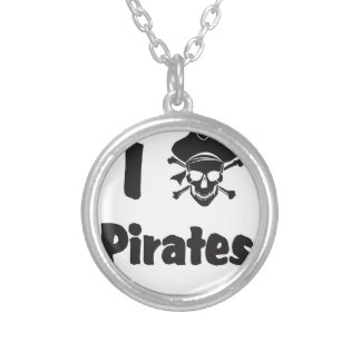 Amo a piratas pendientes