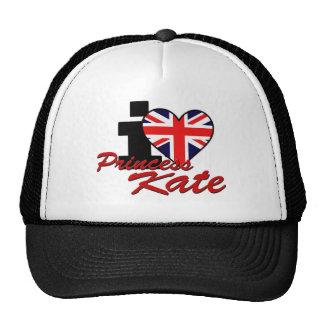 Amo a princesa Kate Gorra