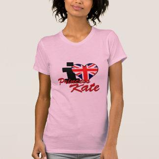 Amo a princesa Kate Tshirts