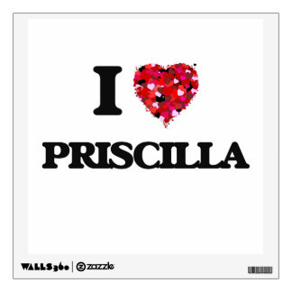 Amo a Priscilla