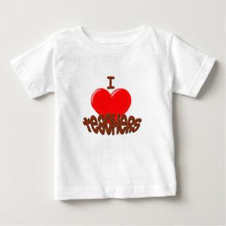 Amo a profesores camisas