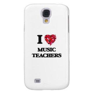 Amo a profesores de música funda para galaxy s4