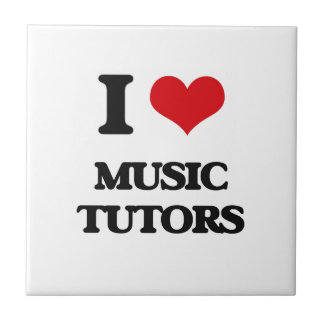 Amo a profesores particulares de la música tejas