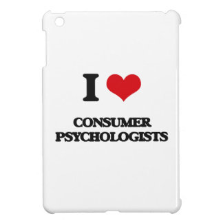 Amo a psicólogos del consumidor