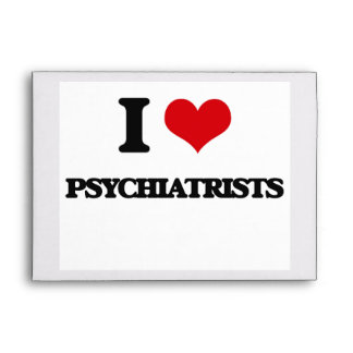 Amo a psiquiatras