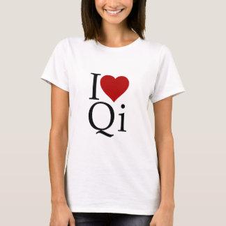 Amo a Qi Playera