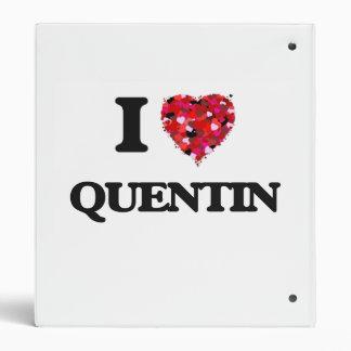 """Amo a Quentin Carpeta 1"""""""