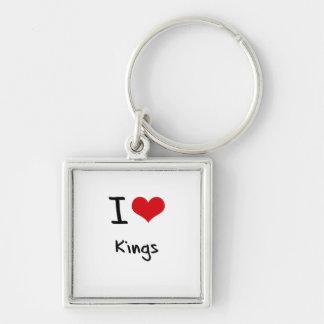 Amo a reyes llaveros