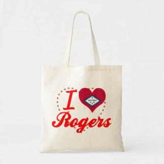 Amo a Rogers, Arkansas Bolsa