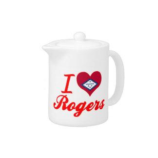 Amo a Rogers, Arkansas