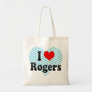 Amo a Rogers, Estados Unidos Bolsa De Mano
