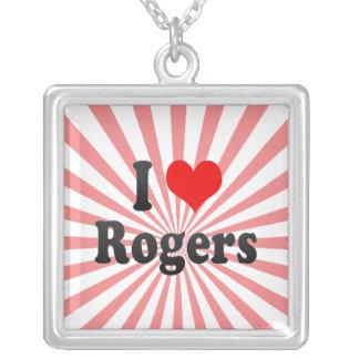 Amo a Rogers, Estados Unidos Collar