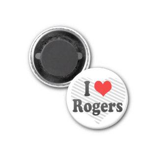 Amo a Rogers, Estados Unidos Imán Para Frigorífico