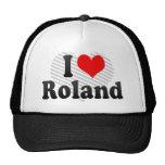 Amo a Roland Gorro De Camionero