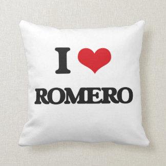 Amo a Romero Cojin