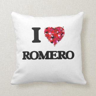 Amo a Romero Cojín
