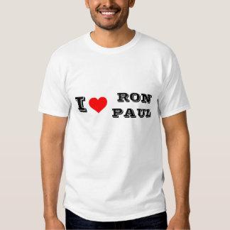 Amo a Ron Paul Polera