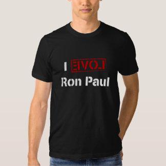 AMO a Ron Paul Remeras