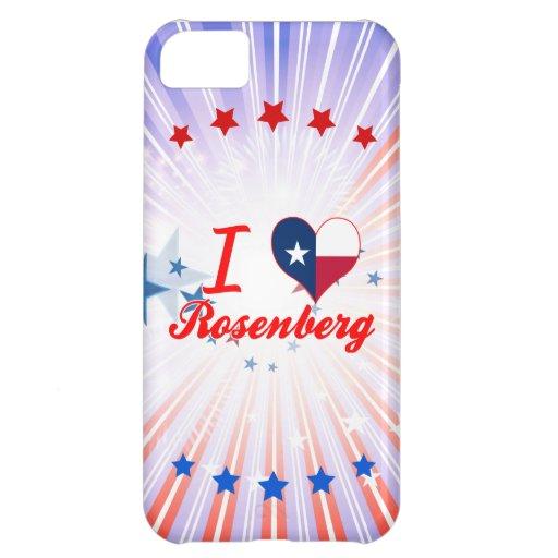 Amo a Rosenberg, Tejas