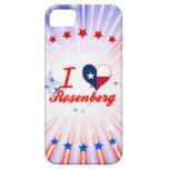 Amo a Rosenberg, Tejas iPhone 5 Case-Mate Coberturas