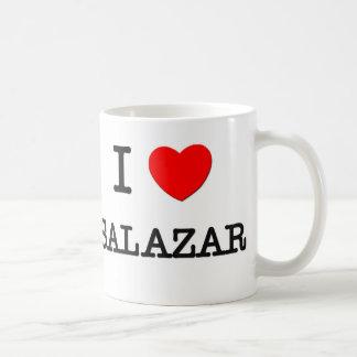 Amo a Salazar Tazas